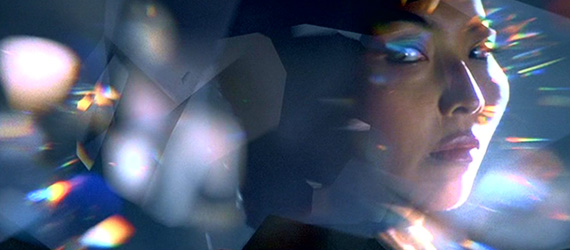 Die Another Day Title Sequence